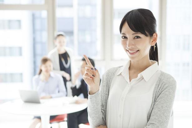 男女で違う職場環境3つの重視ポイント