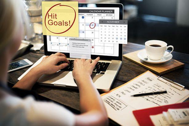目標管理アプリ6個