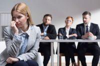 求職者が不満を抱く企業の対応