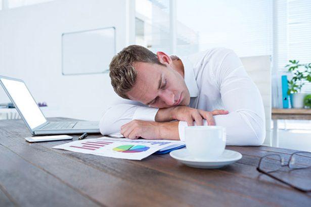 20分昼寝で眠気を飛ばす