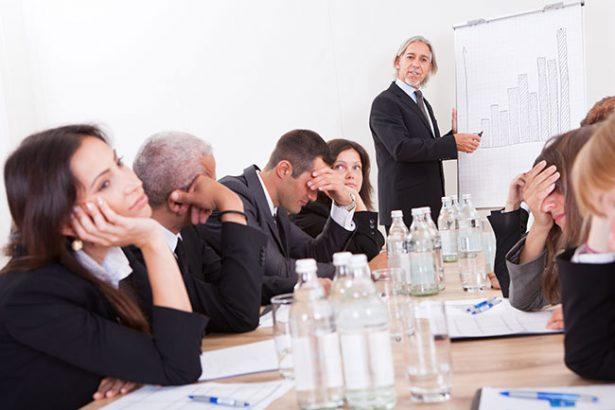 ダメな会議の共通点