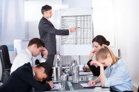 ダメな会議にみられる5個の共通点